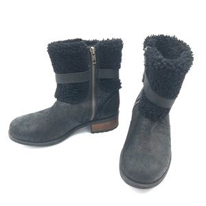 UGG healed ankle boots